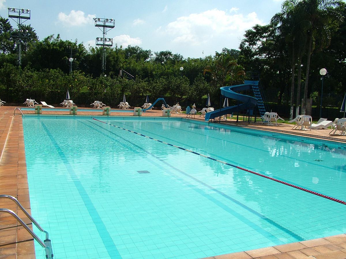 Piscinas clube telecamp for De piscinas