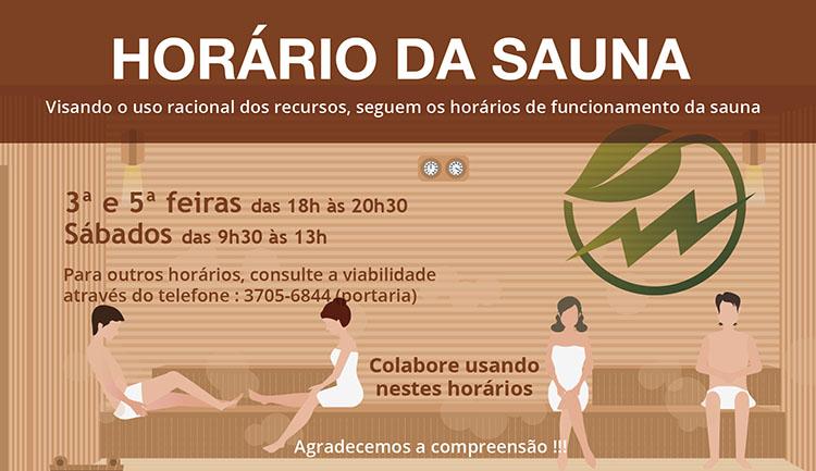 Sauna - Telecamp